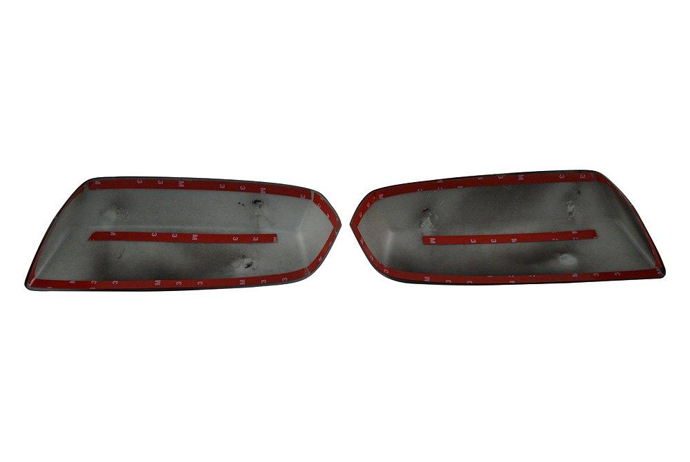 Ses Trims 174 Mc6220blk Gloss Black Mirror Covers