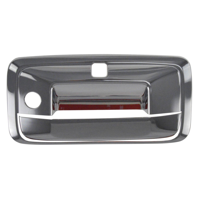 Ses trims chevy silverado 2014 tailgate handle cover - 2014 chevy silverado interior accessories ...