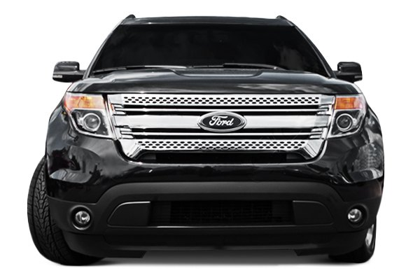 Aftermarket Grills For 2015 Ford Explorer | Autos Post