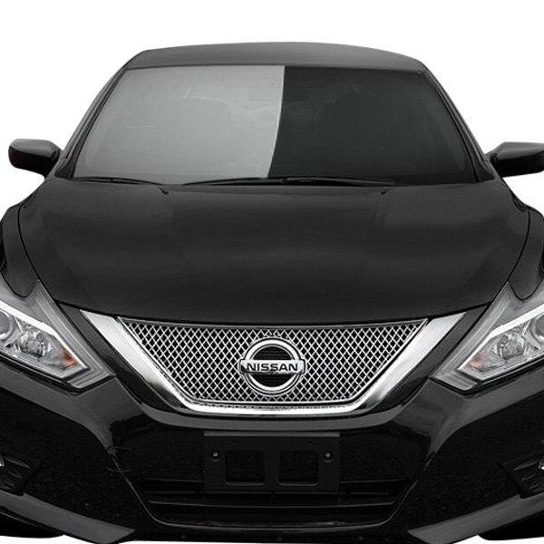 2018 Nissan Altima Interior: For Nissan Altima 2016-2018 SES Trims 1-Pc Chrome Mesh