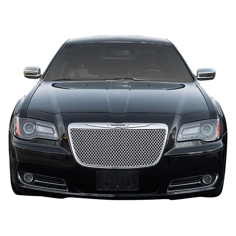 Chrysler 300: Chrysler 300 2013 1-Pc Chrome Mesh Grille