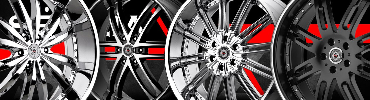 Universal Sevizia WHEELS & RIMS