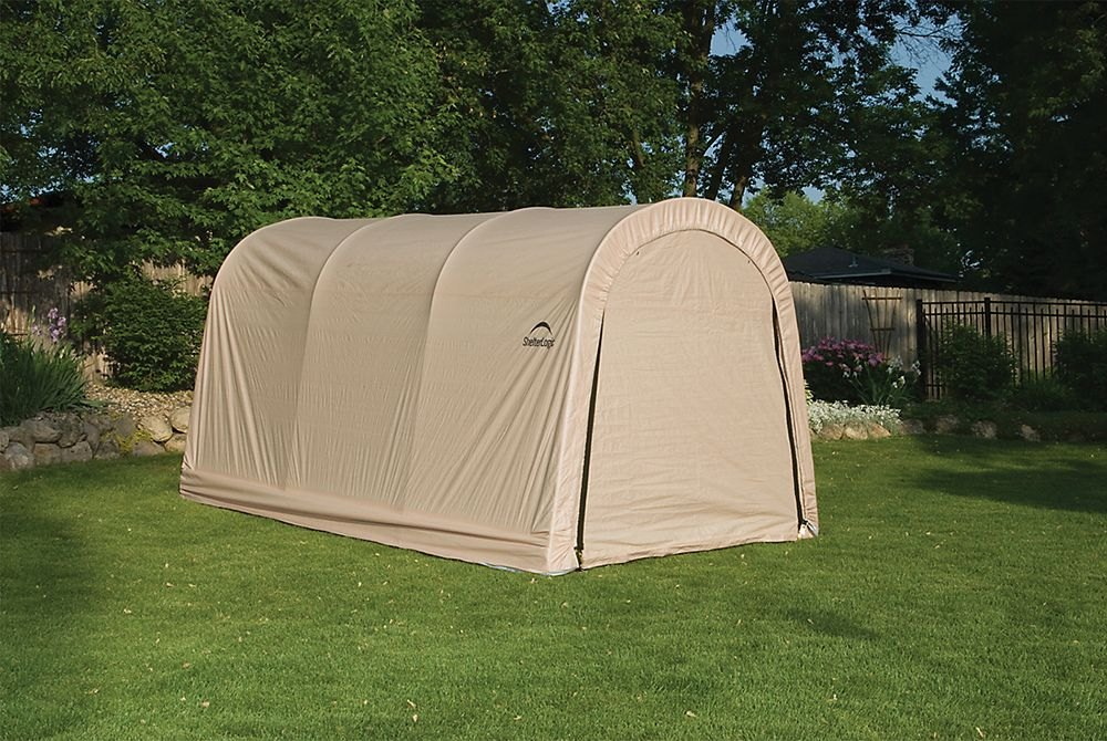 Replacement Tarps Round Top Shelters : Shelterlogic autoshelter roundtop™ shelter