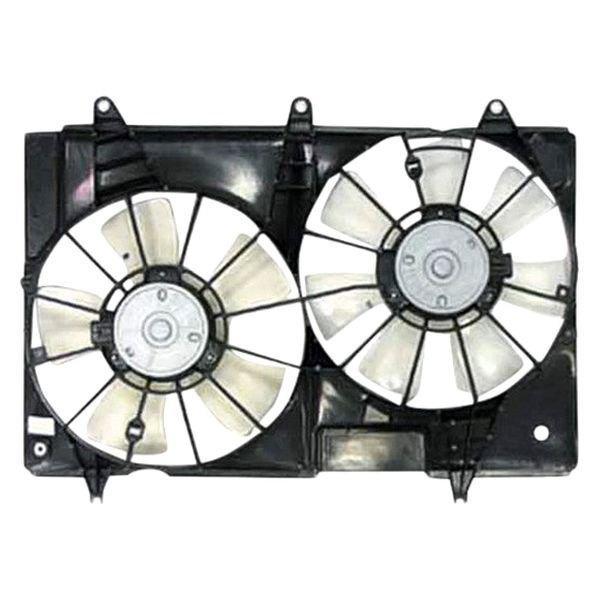 Hvac Fan Blade : Sherman cadillac cts a c condenser fan