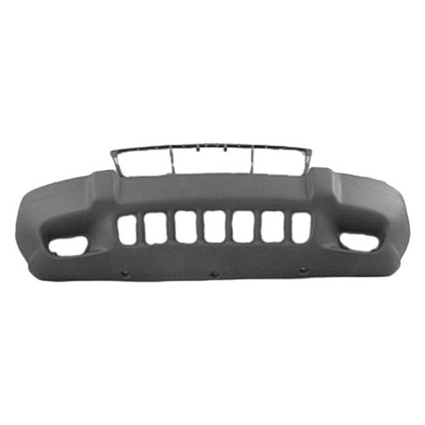 Sherman Jeep Grand Cherokee 2002 2003 Front Bumper Cover