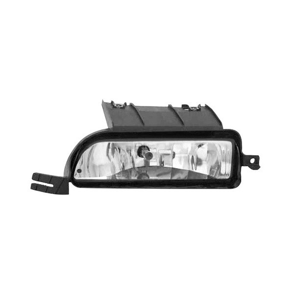 sherman lincoln town car 2003 2005 replacement fog light. Black Bedroom Furniture Sets. Home Design Ideas