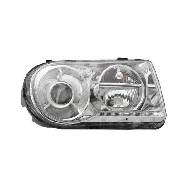 Chrysler 300c With Factory Halogen Headlights: Chrysler 300 With Factory Halogen Headlights