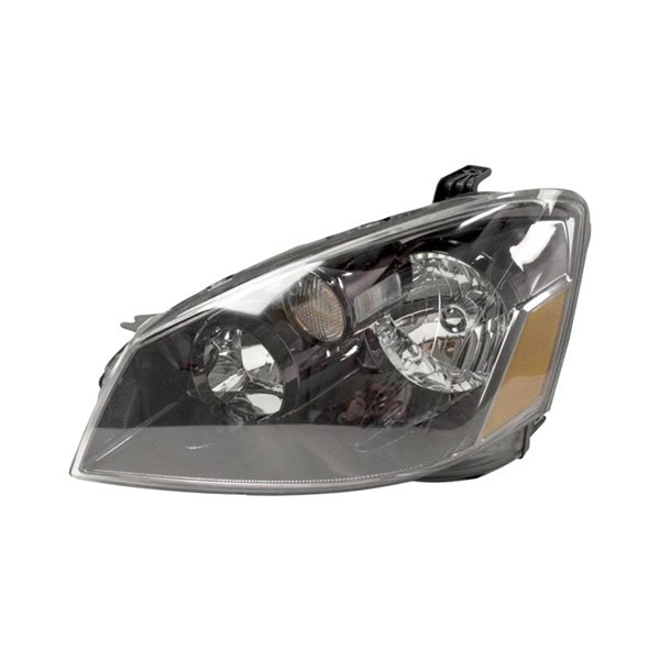 Sherman Nissan Altima With Factory Halogen Headlights 2006 Replacement Headlight