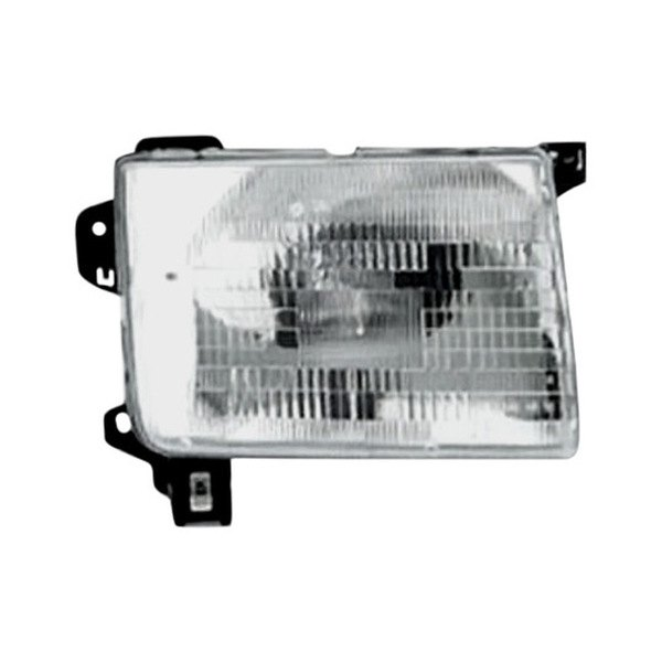 sherman nissan xterra 2000 2001 replacement headlight. Black Bedroom Furniture Sets. Home Design Ideas