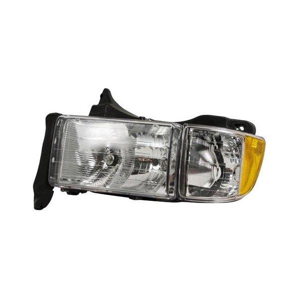 Dodge Replacement Headlights: Dodge Ram 2000 Replacement Headlight