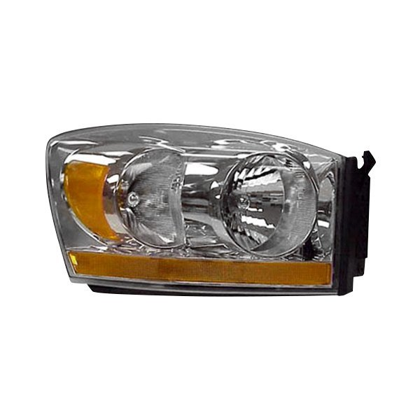 Dodge Replacement Headlights: Dodge Ram Mega Cab 2006 Replacement Headlight