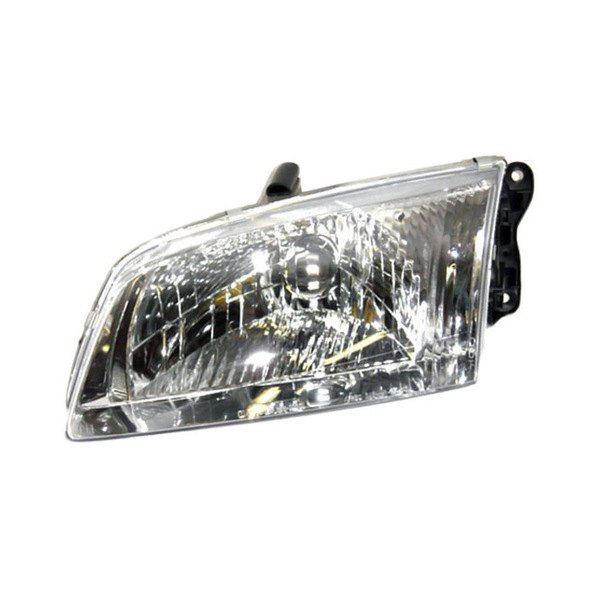 sherman 174 mazda 626 2000 2002 replacement headlight lens and housing