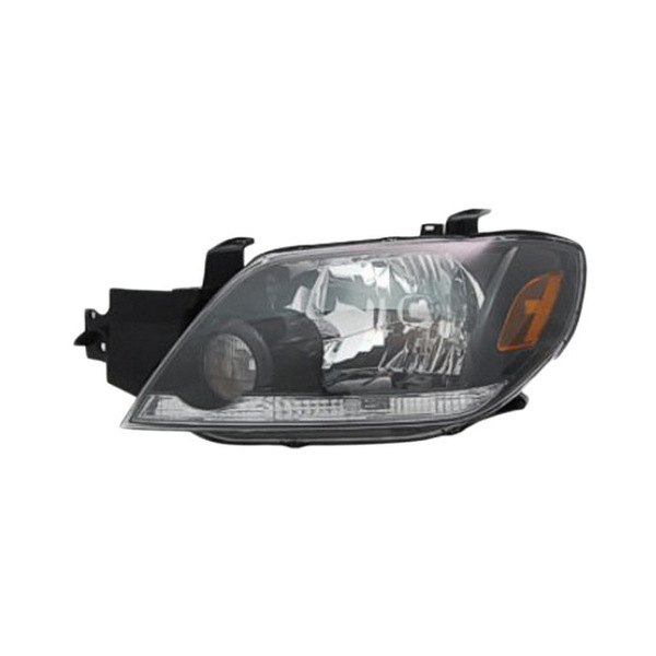 sherman mitsubishi outlander 2003 replacement headlight. Black Bedroom Furniture Sets. Home Design Ideas