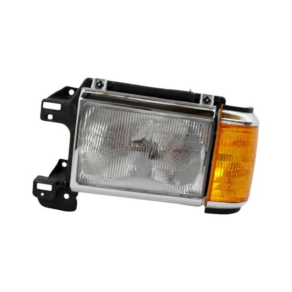 how to change ford territory headlight