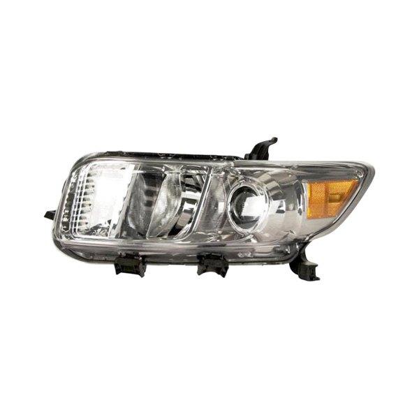 2011 Scion Xb Aftermarket Parts: Scion XB 2011-2015 Replacement Headlight Lens