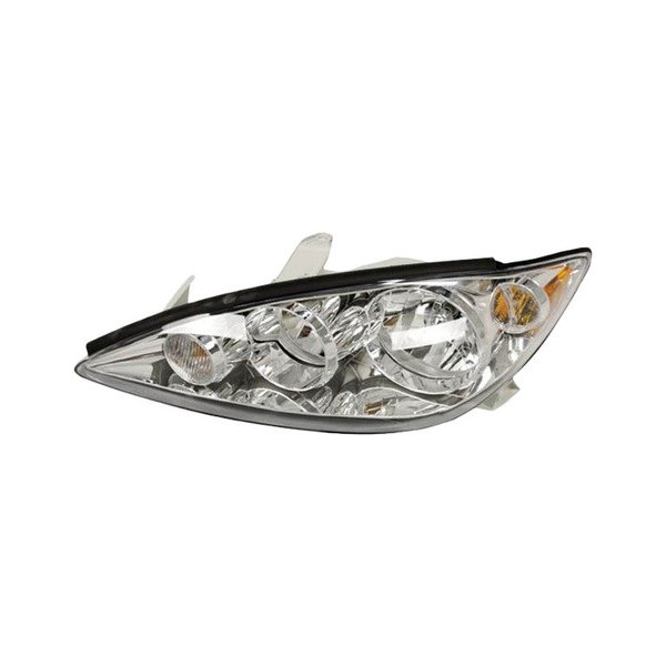 sherman toyota camry 2005 2006 replacement headlight. Black Bedroom Furniture Sets. Home Design Ideas