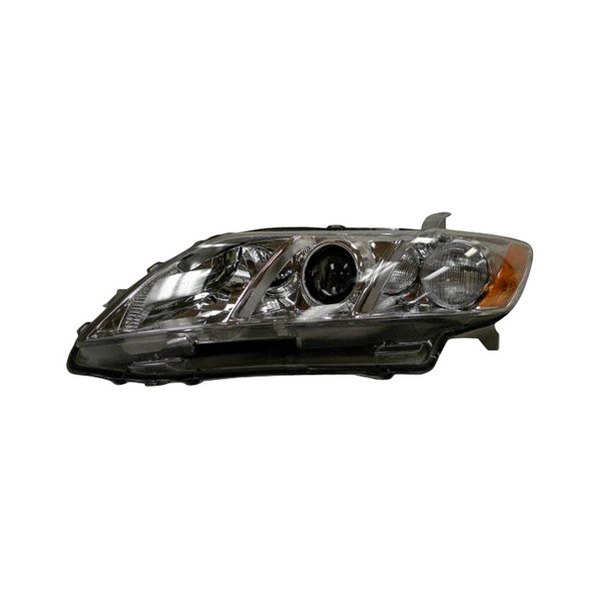 sherman toyota camry 2007 2008 replacement headlight. Black Bedroom Furniture Sets. Home Design Ideas