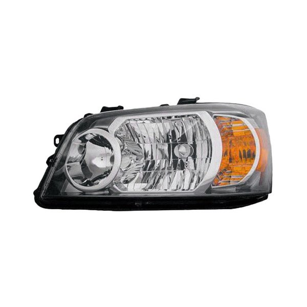 Sherman toyota highlander 2004 replacement headlight for Garage toyota lens