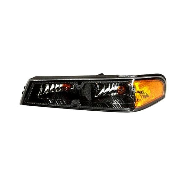 Parking Garage Light Signals: Driver Side Replacement Parking