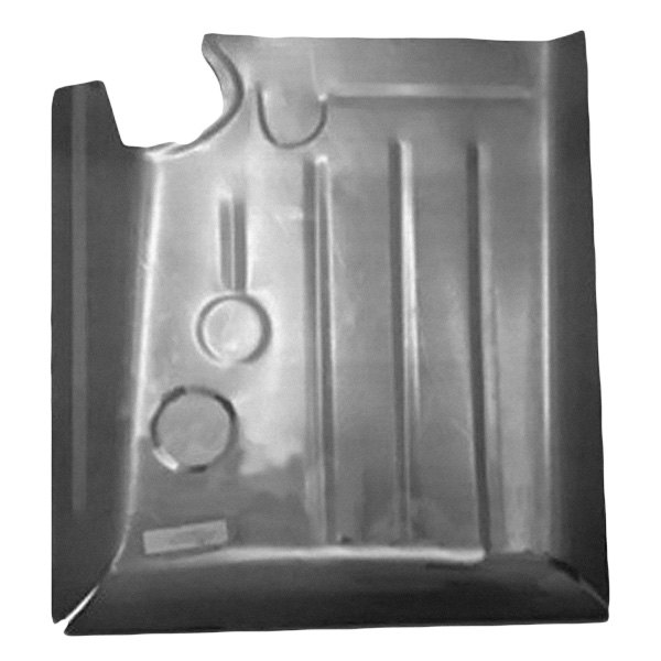 Sherman chevy bel air 1950 1952 front floor pan patch for 1950 chevy floor pans