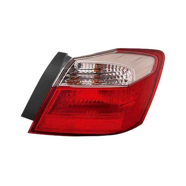sherman nissan altima 2010 2012 replacement tail light assembly. Black Bedroom Furniture Sets. Home Design Ideas