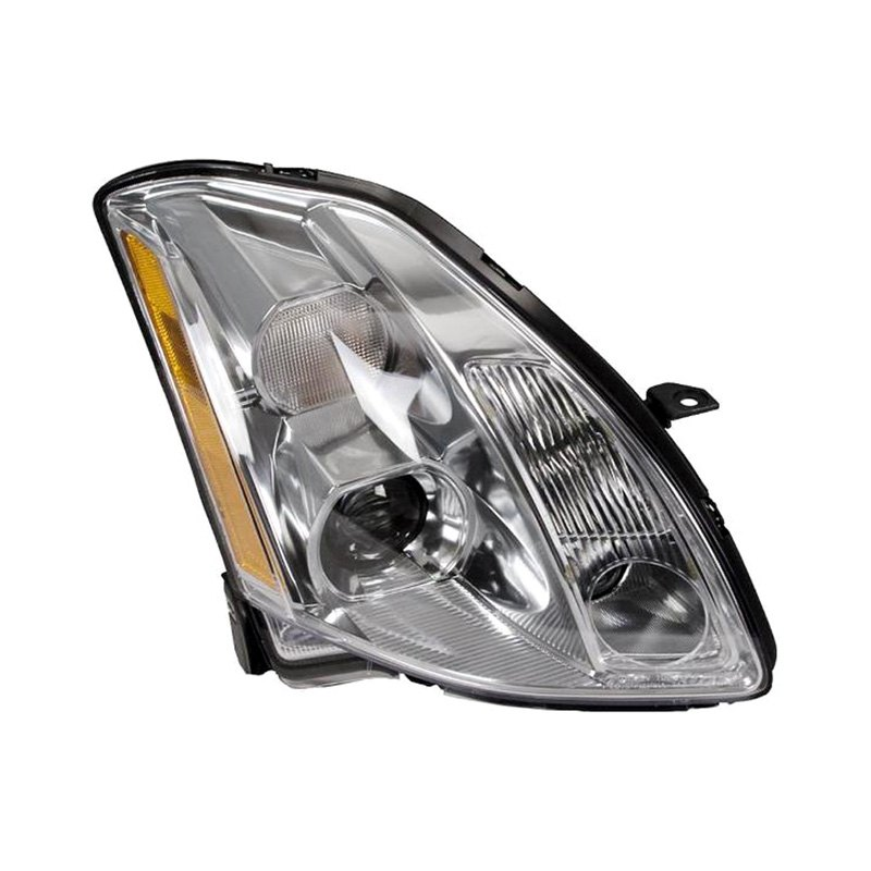 Sherman Nissan Maxima 2005 2006 Replacement Headlight