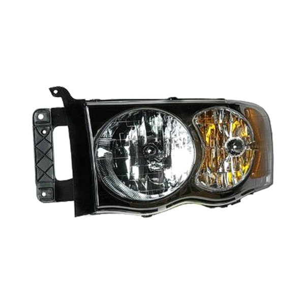 sherman dodge ram 2004 2005 replacement headlight assembly. Black Bedroom Furniture Sets. Home Design Ideas