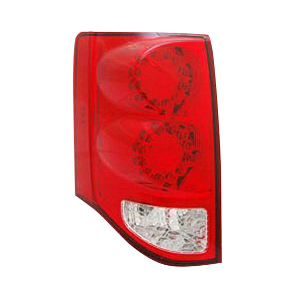 ... Driver Side Replacement Tail Light ...