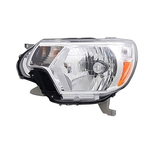 Toyota Tacoma Headlights: Toyota Tacoma 2015 Replacement Headlight