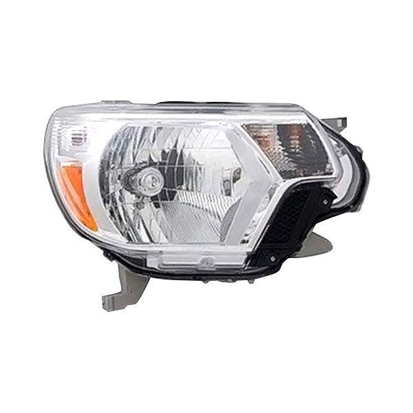 Toyota Tacoma Headlights: Toyota Tacoma 2012-2015 Replacement Headlight