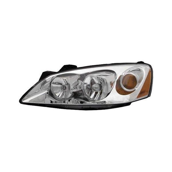 Sherman 174 Pontiac G6 2008 2009 Replacement Headlight
