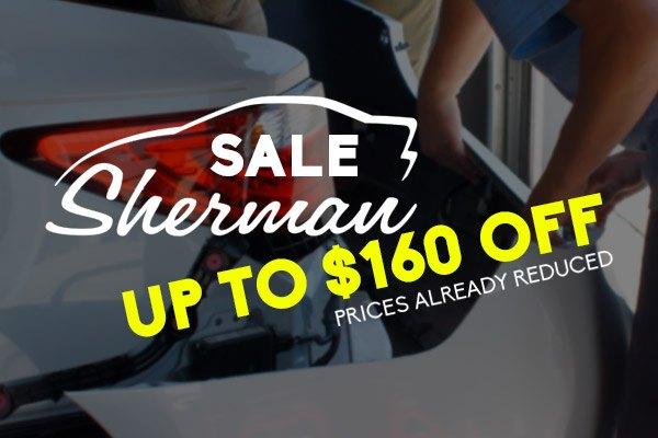 Sherman Promo