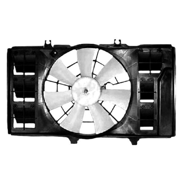 Replacement Motor Cooling Fans : Sherman dodge neon  radiator fan