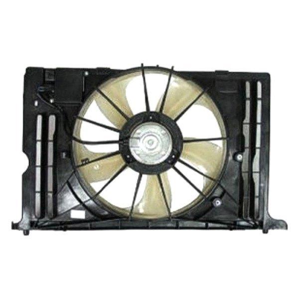 Replacement Motor Cooling Fans : Sherman toyota corolla radiator fan
