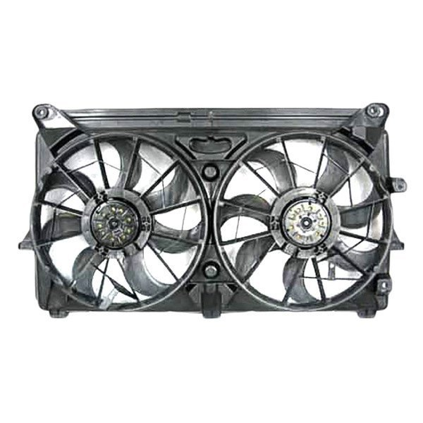 Replacement Motor Cooling Fans : For chevy silverado sherman