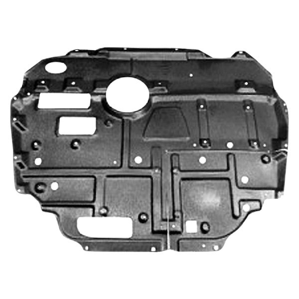 2008 Prius Fuse Box Cover : Sherman toyota prius front lower engine cover