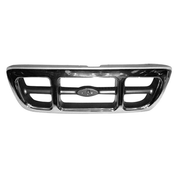 2000 Ford Ranger Super Cab Interior: Ford Ranger 1999-2000 Grille