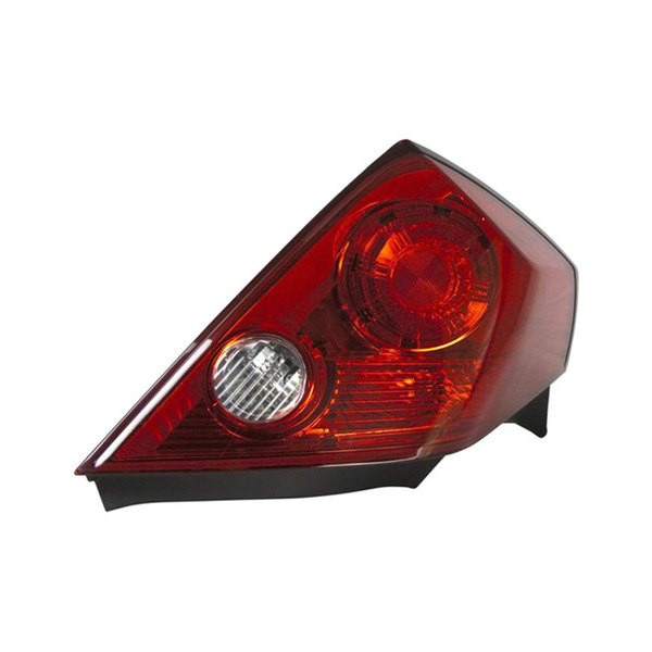 sherman nissan altima coupe 2010 2013 replacement tail light assembly. Black Bedroom Furniture Sets. Home Design Ideas