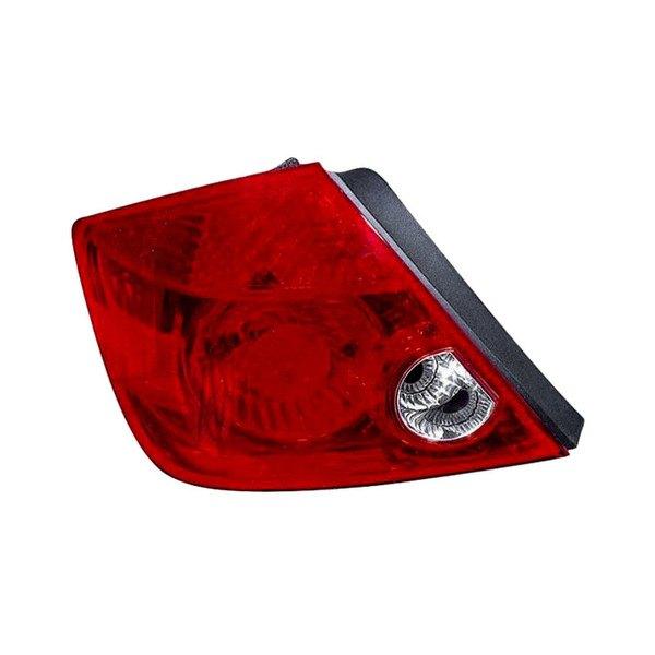 tail light sherman passenger side replacement tail light sherman. Black Bedroom Furniture Sets. Home Design Ideas