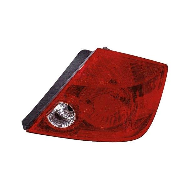 6611 190 2 scion tc 2005 2007 passenger side replacement tail light. Black Bedroom Furniture Sets. Home Design Ideas
