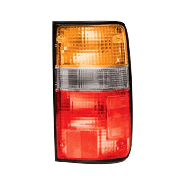 Sherman 8104 191 1 driver side replacement tail light lens for Garage toyota lens