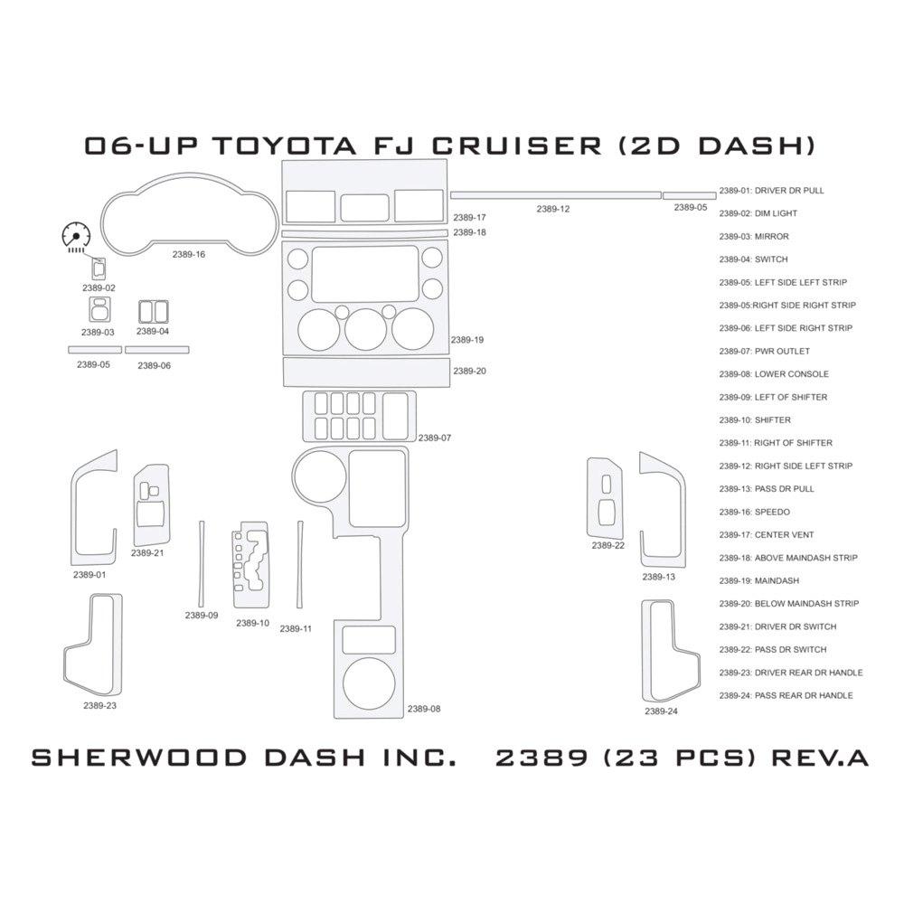 2013 Toyota Fj Cruiser Transmission: Toyota FJ Cruiser Automatic Transmission 2007