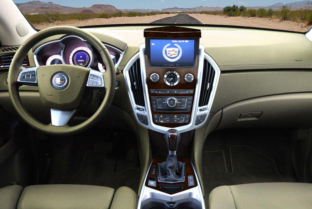 For Cadillac Escalade EXT 07-13 Sherwood 2D Lavishwood ...