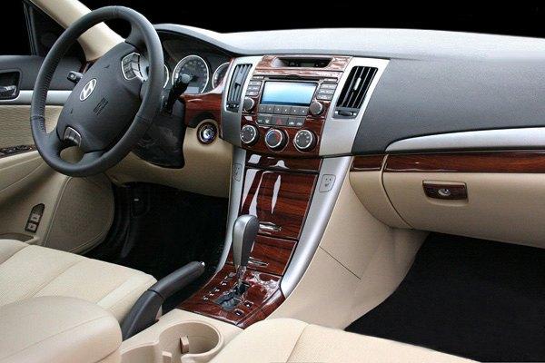Hyundai Sonata Dash Kitsherwood
