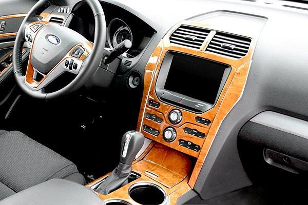 Sherwood Wood Dash Kits Amp Interior Trim Carid Com