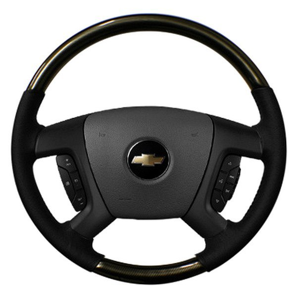 sherwood sw 3231 gt ck ebony leather steering wheel. Black Bedroom Furniture Sets. Home Design Ideas