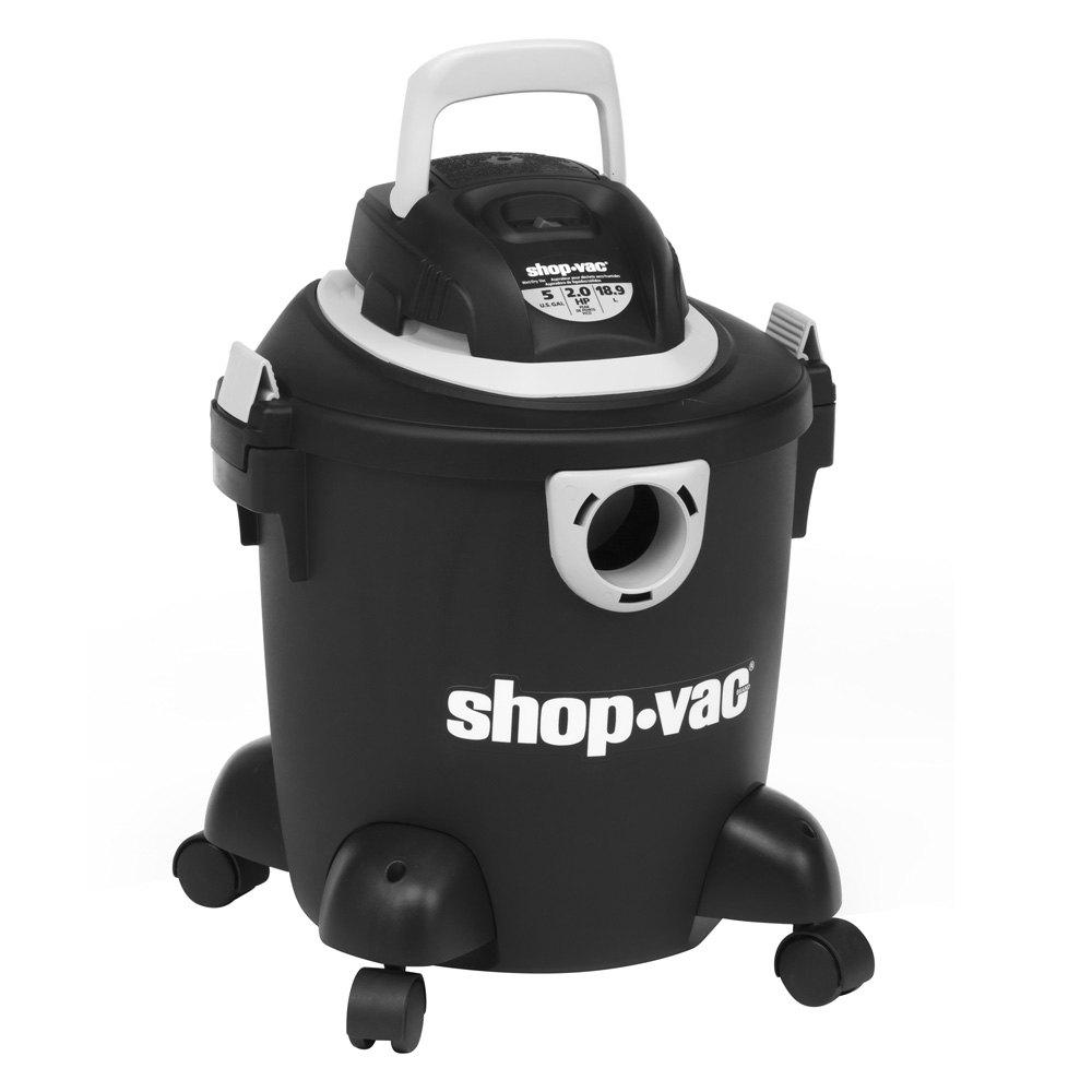 Shop Vac Quiet Canister Vacuum Cleaner Ebay