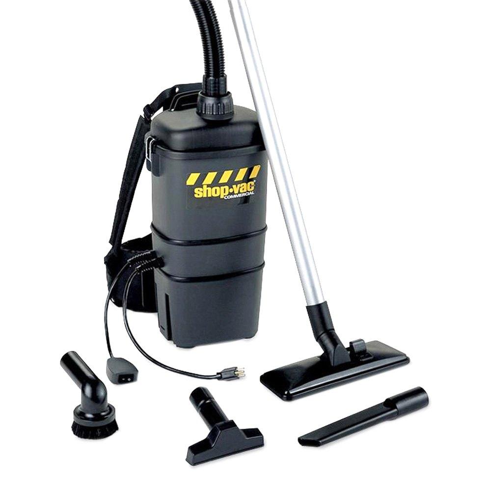 Shop Vac 2850010 Backpack Vacuum Cleaner