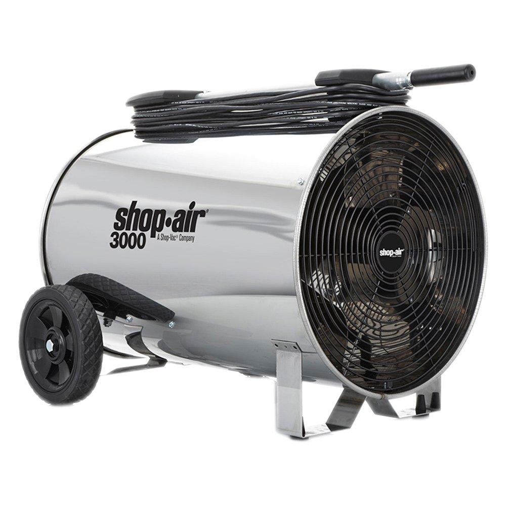 Portable Air Circulators : Shop vac air quot diameter portable