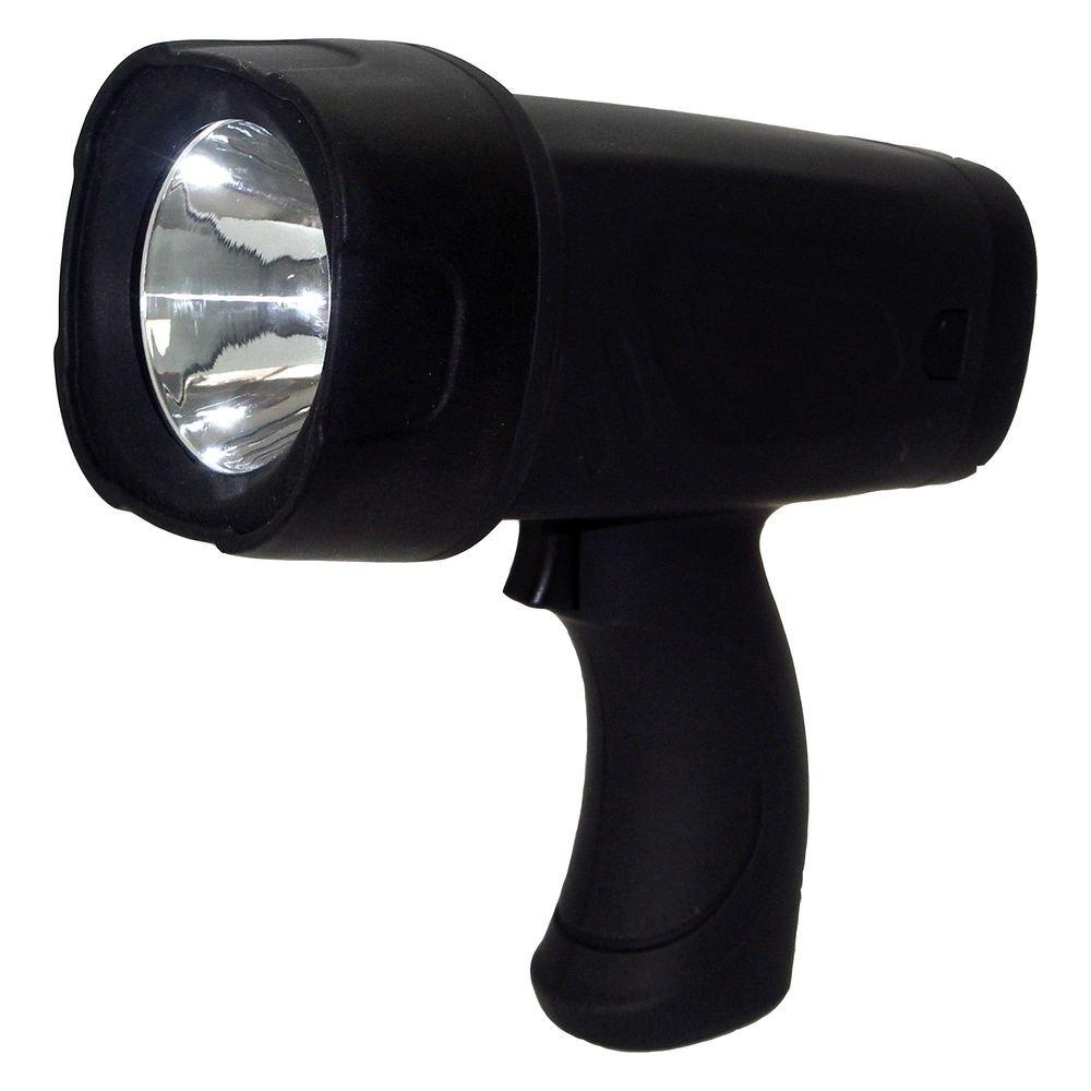 shoreline marine sl51098 3 watt mini led spotlight black. Black Bedroom Furniture Sets. Home Design Ideas